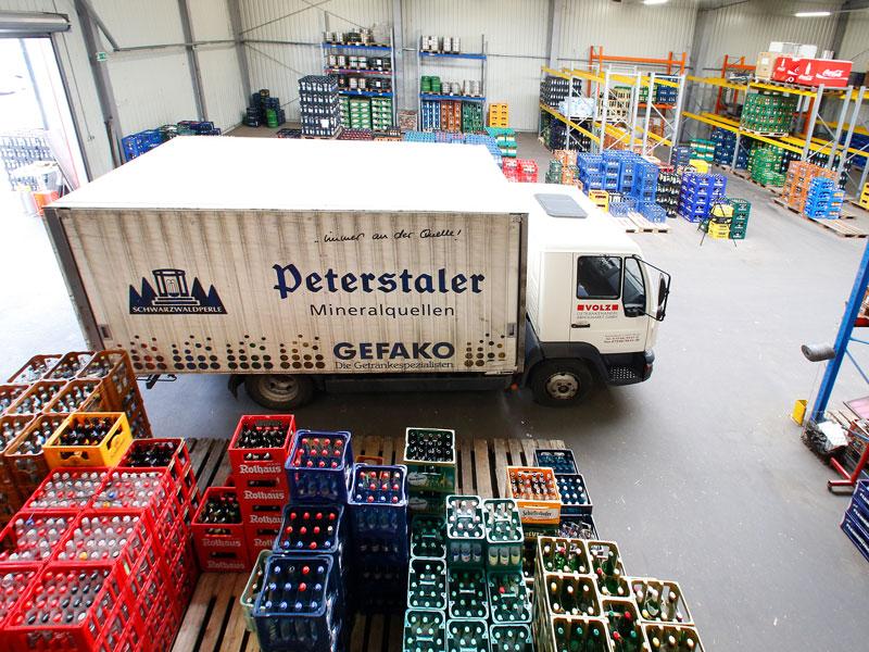 Getränke Volz Pfinztal: Anfahrt und Öffnungszeiten