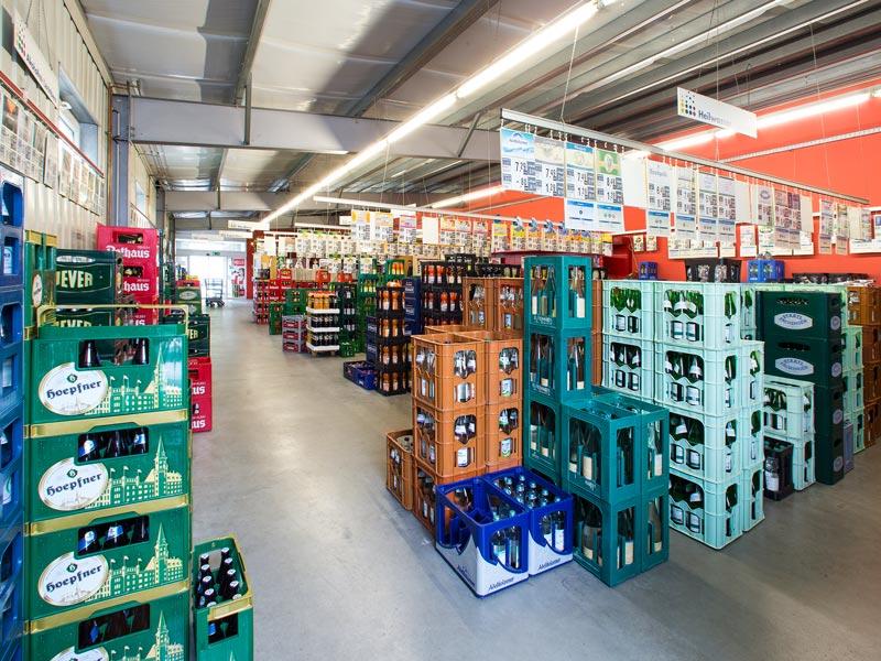 Getränke Volz Pfinztal: unsere Erfolgsgeschichte