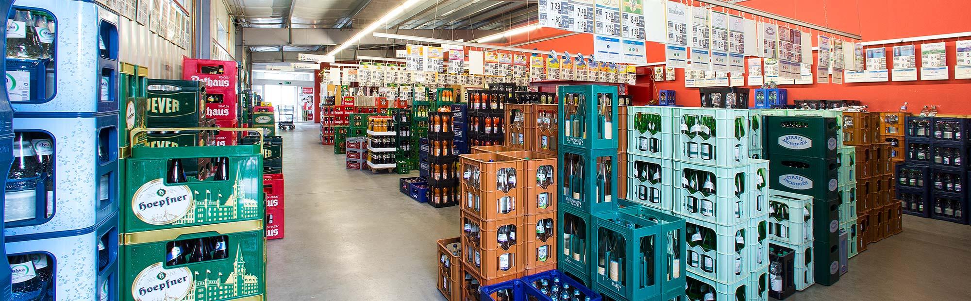 Getränke Volz Pfinztal: Unser Getränke Sortiment