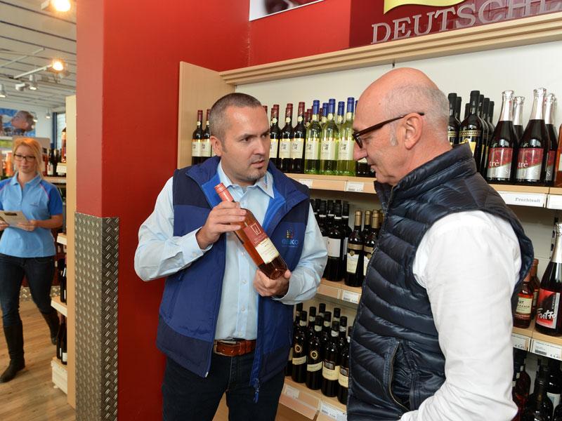 Getränke Volz Pfinztal: bester Service im Getränkemarkt